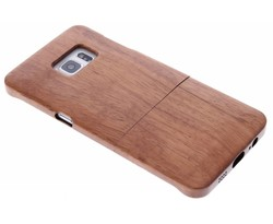 Echt houten hardcase Samsung Galaxy S6 Edge Plus