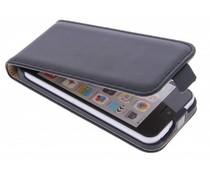 Selencia Luxe Flipcase iPhone 5c - Zwart