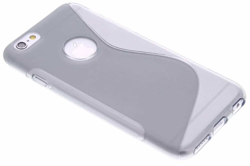 Grijs S-line TPU hoesje voor de iPhone 6 / 6s