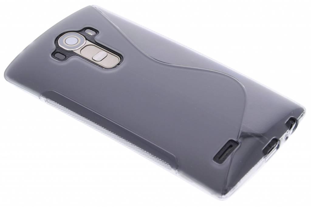 Grijs S-line TPU hoesje voor de LG G4