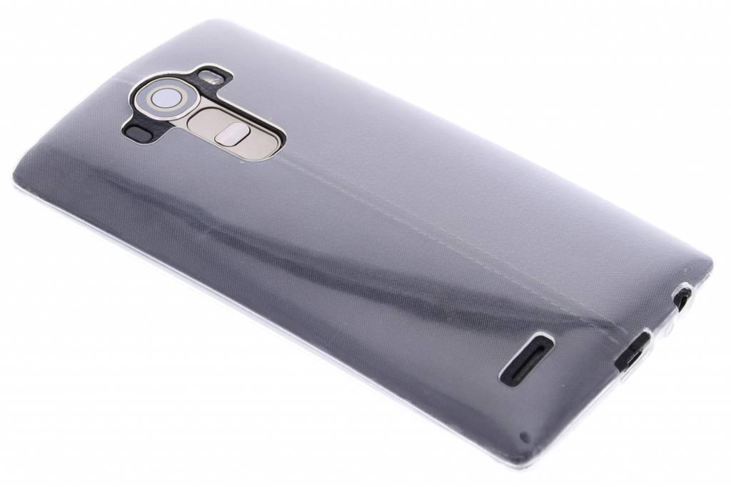 Ultra thin transparant TPU hoesje voor de LG G4