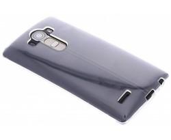 Transparant gel case LG G4