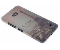 Design hardcase hoesje Microsoft Lumia 640