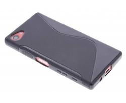 Zwart S-line TPU hoesje Sony Xperia Z5 Compact