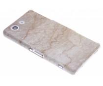 Marmer hardcase hoesje Sony Xperia Z3 Compact