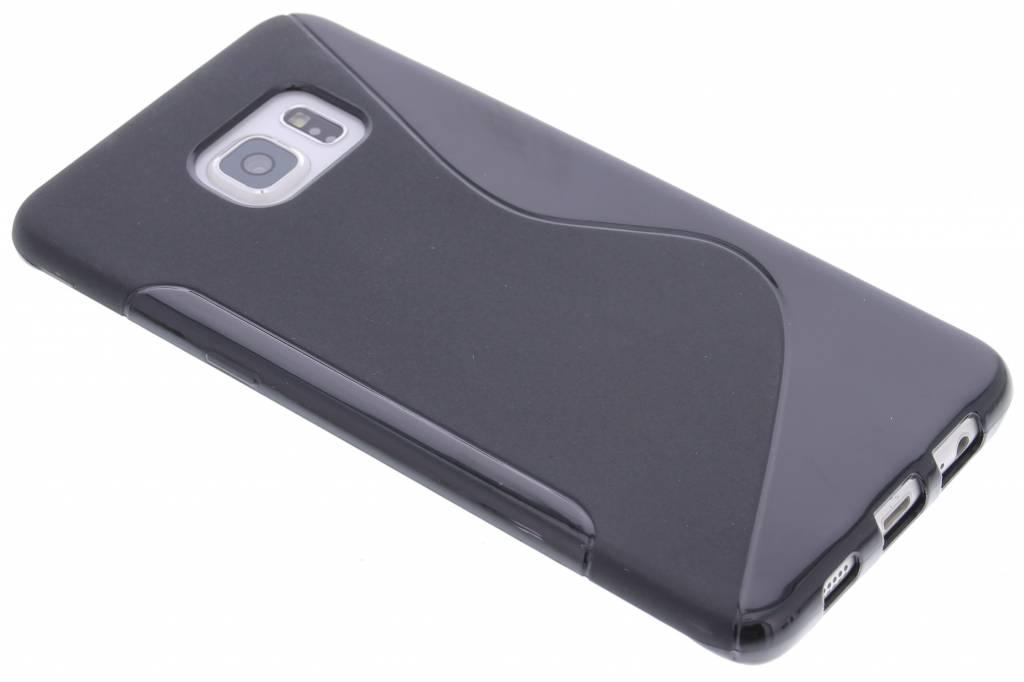 Zwart S-line TPU hoesje voor de Samsung Galaxy S6 Edge Plus