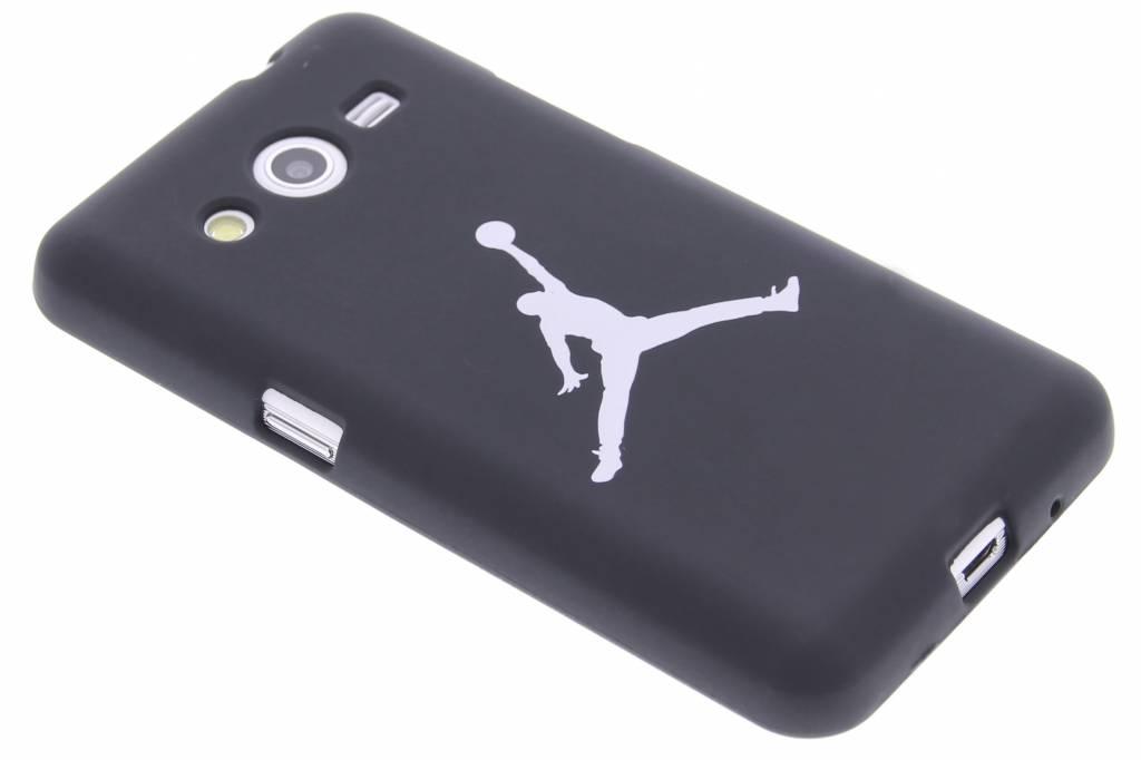 Dunkin glow in the dark TPU case voor de Samsung Galaxy Core 2