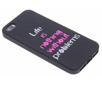 Glow in the dark TPU case iPhone 5 / 5s / SE