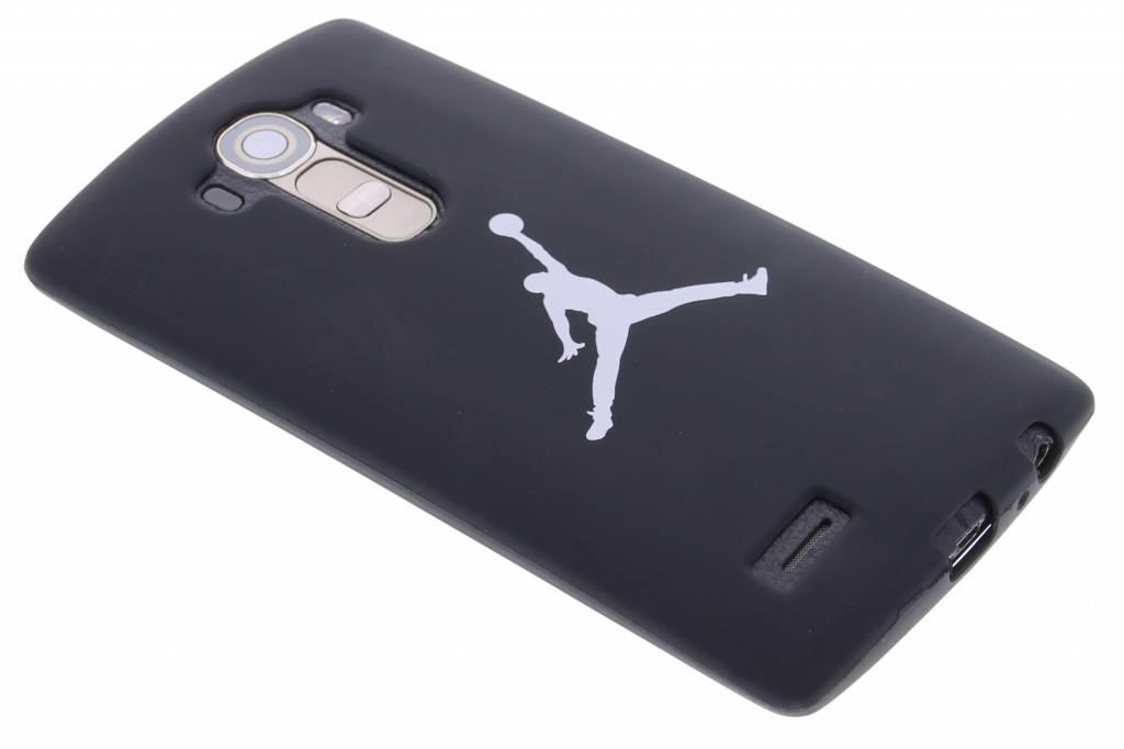 Dunkin glow in the dark TPU case voor de LG G4