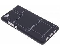 Glow in the dark TPU case Huawei P8 Lite