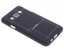 Glow in the dark TPU case Samsung Galaxy A3