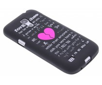 Glow in the dark TPU case Samsung Galaxy S4 Mini