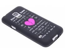 Glow in the dark TPU case Samsung Galaxy S5 Mini