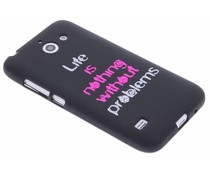 Glow in the dark TPU case Huawei Ascend Y550