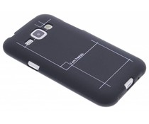 Glow in the dark TPU case Samsung Galaxy J1