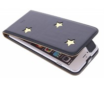 Fab. Gold Reversed Star Flipcase iPhone 6(s) Plus