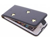 Fab. Gold Reversed Star Flipcase iPhone 6(s) Plus