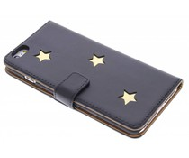 Fab. Gold Reversed Star Booktype iPhone 6(s) Plus