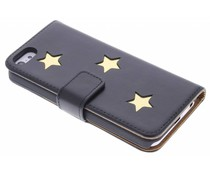 Fab. Gold Reversed Star Booktype iPhone 5c