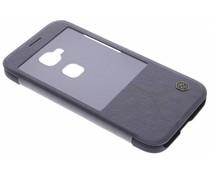 Nillkin Qin Leather slim booktype Huawei G8 - Zwart