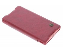 Nillkin Qin Leather slim booktype Sony Xperia Z5 Compact