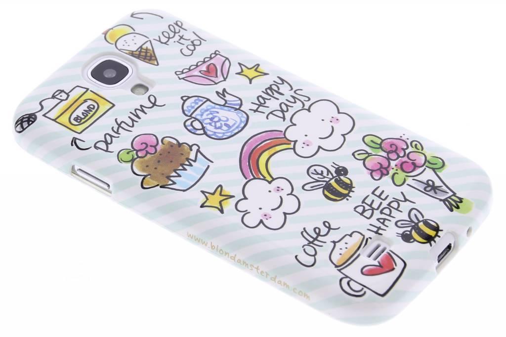 Image of Happy days softcase voor de Samsung Galaxy S4 Mini