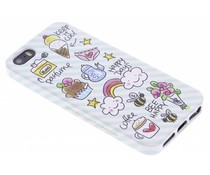 Blond Amsterdam Happy days softcase iPhone 5 / 5s / SE
