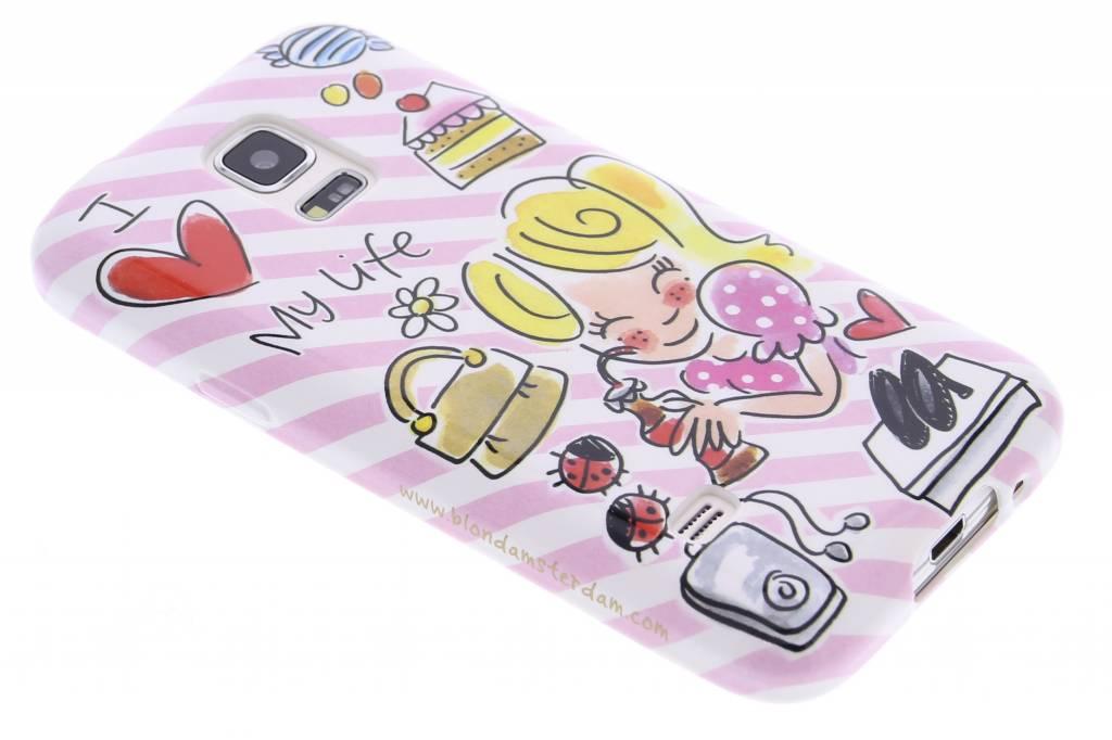Image of I love my life softcase voor de Samsung Galaxy S5 Mini