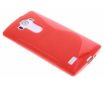 S-line TPU hoesje LG G4 S