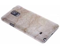 Marmer hardcase Samsung Galaxy Note 4