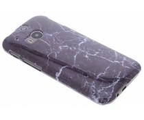 Marmer hardcase hoesje HTC One M8 / M8s