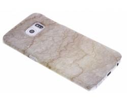 Marmer hardcase hoesje Samsung Galaxy S6 Edge