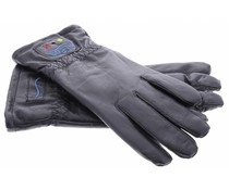 hi-Fun hi-Call Leather Bluetooth Talking Glove maat M