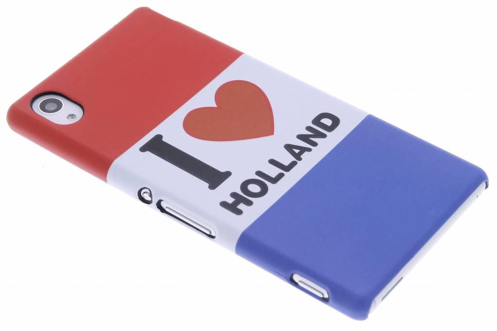 Holland design hardcase voor de Sony Xperia M4 Aqua