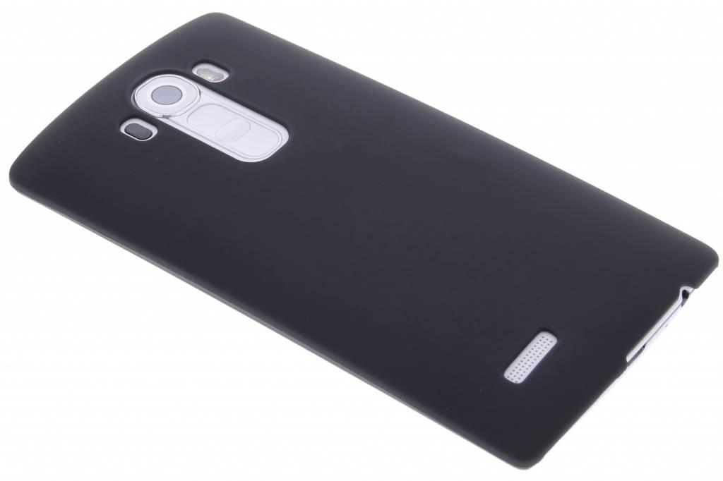 Zwart effen hardcase hoesje voor de LG G4
