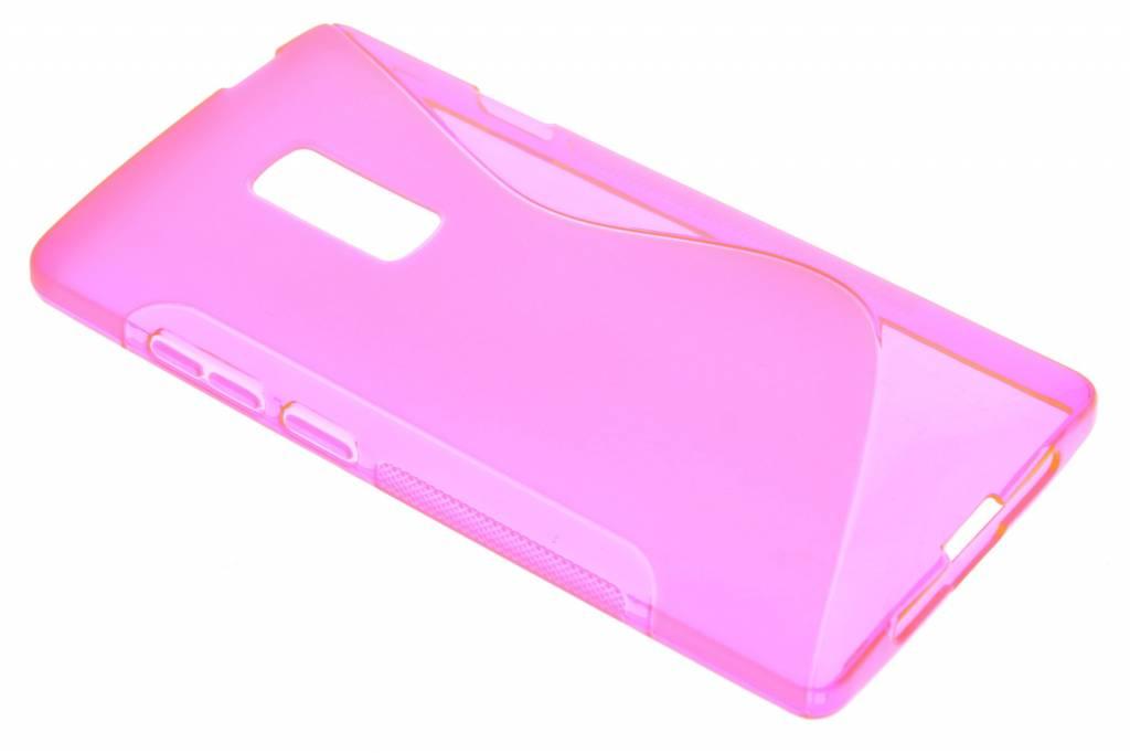 Rosé S-line TPU hoesje voor de OnePlus 2
