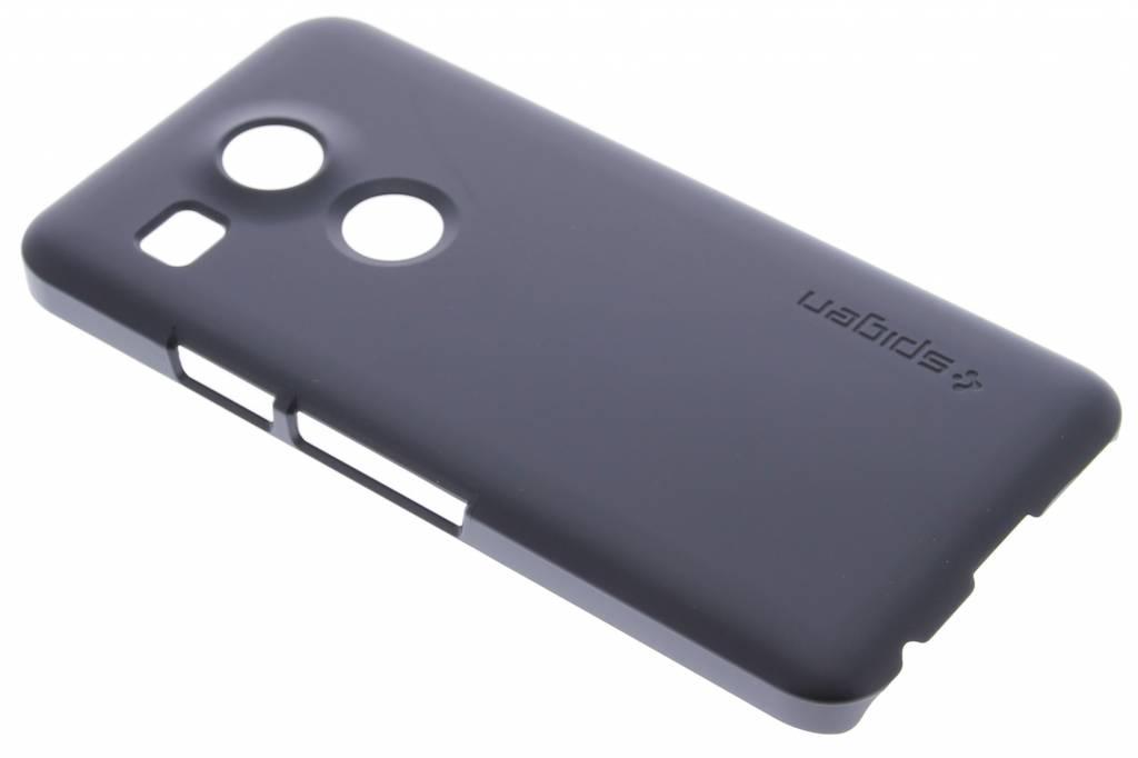Thin Fit Hardcase hoesje voor de LG Nexus 5X - Black