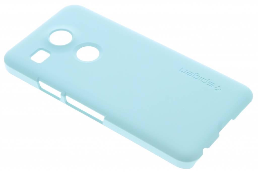 Spigen Thin Fit Hardcase hoesje voor de LG Nexus 5X - Mint