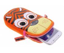 TabZoo Universele tijger telefoonhoes