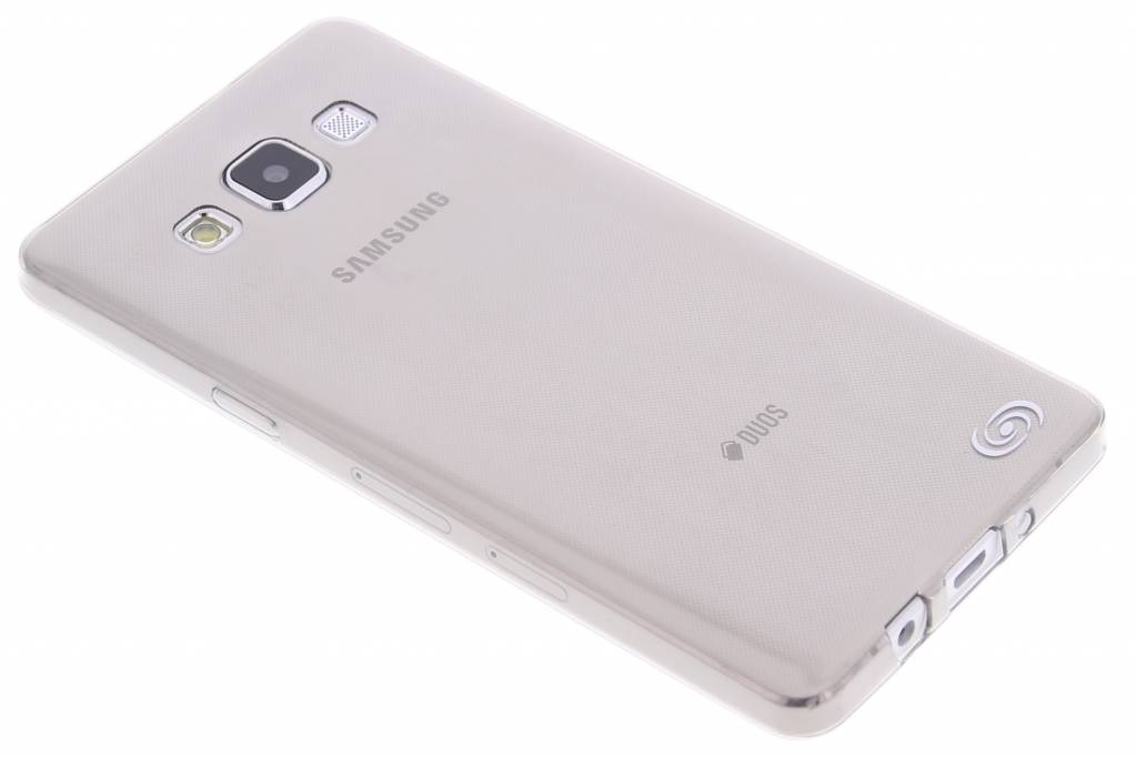 Fonex Invisible Ultra Thin Case voor de Samsung Galaxy A5 - Grey