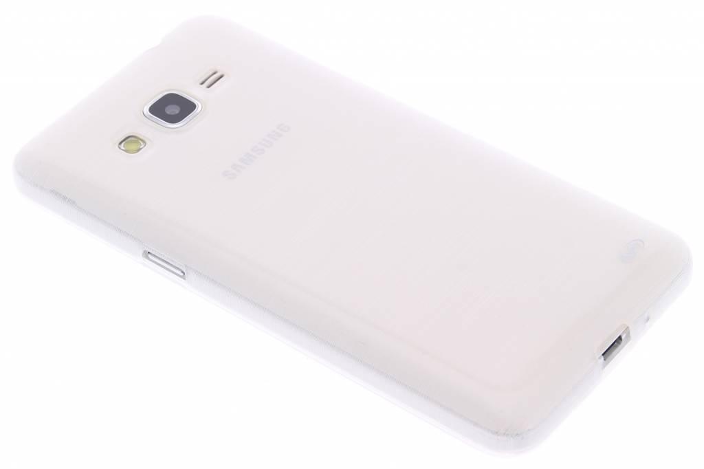 Fonex Perla TPU Case voor de Samsung Galaxy Grand Prime - White
