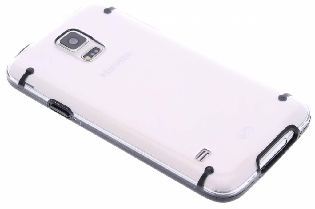 Fonex Mellow Hard Case voor de Samsung Galaxy S5 (Plus) / Neo - Black