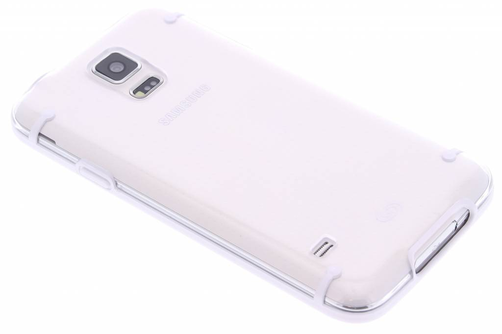 Fonex Mellow Hard Case voor de Samsung Galaxy S5 (Plus) / Neo - White