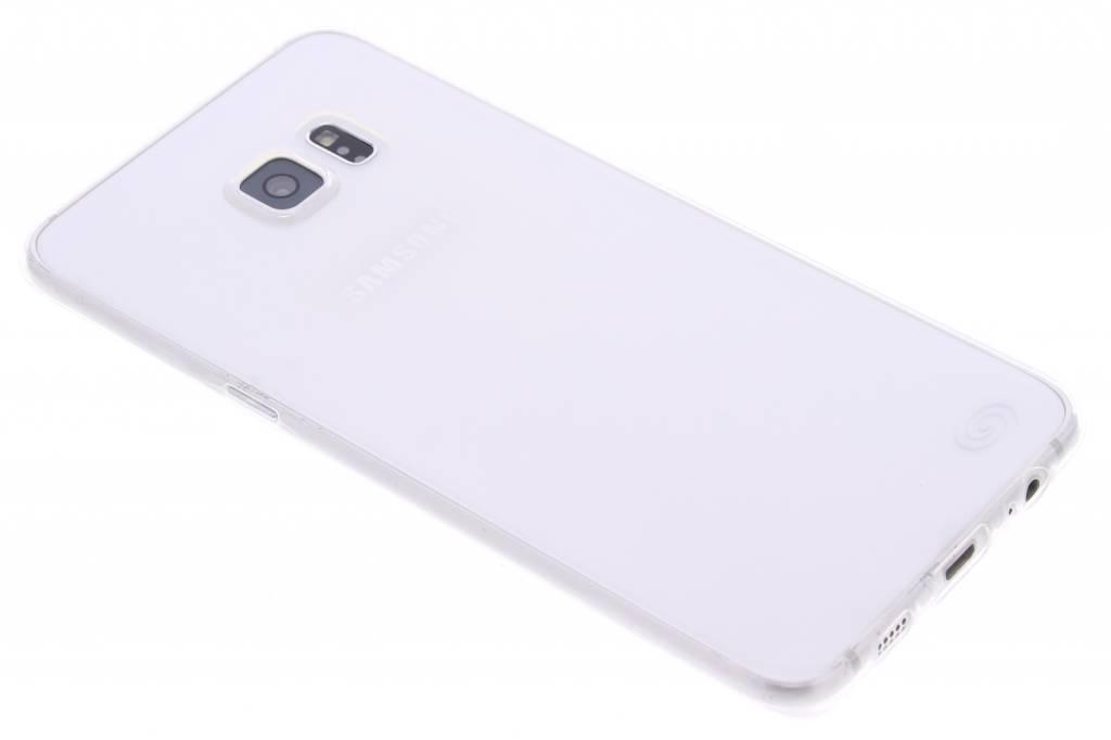 Fonex Invisible Ultra Thin Case voor de Samsung Galaxy S6 Edge Plus - Transparent