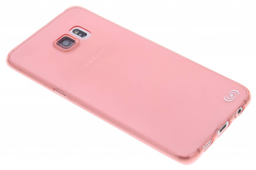 Fonex Invisible Ultra Thin Case voor de Samsung Galaxy S6 Edge Plus - Hot Pink