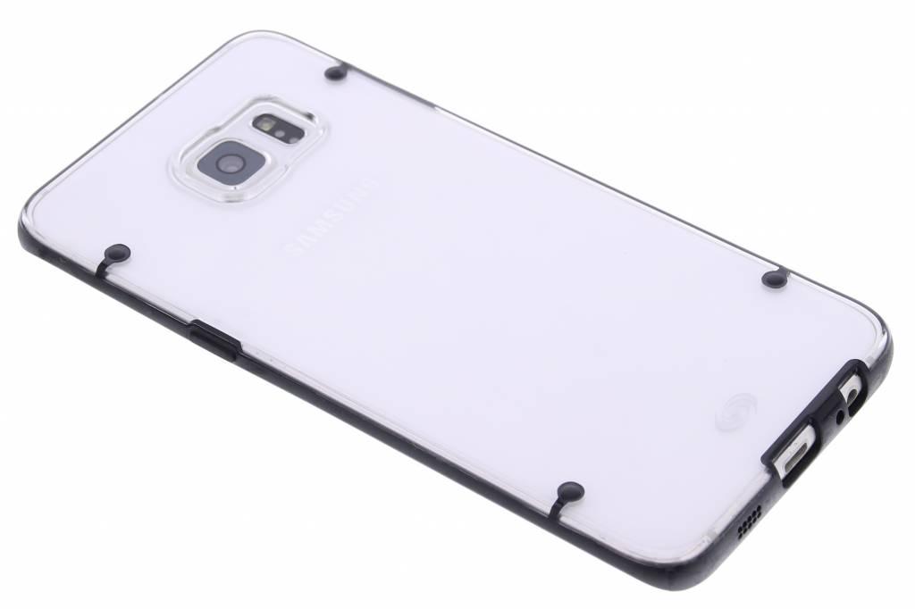 Fonex Mellow Hard Case voor de Samsung Galaxy S6 Edge Plus - Black