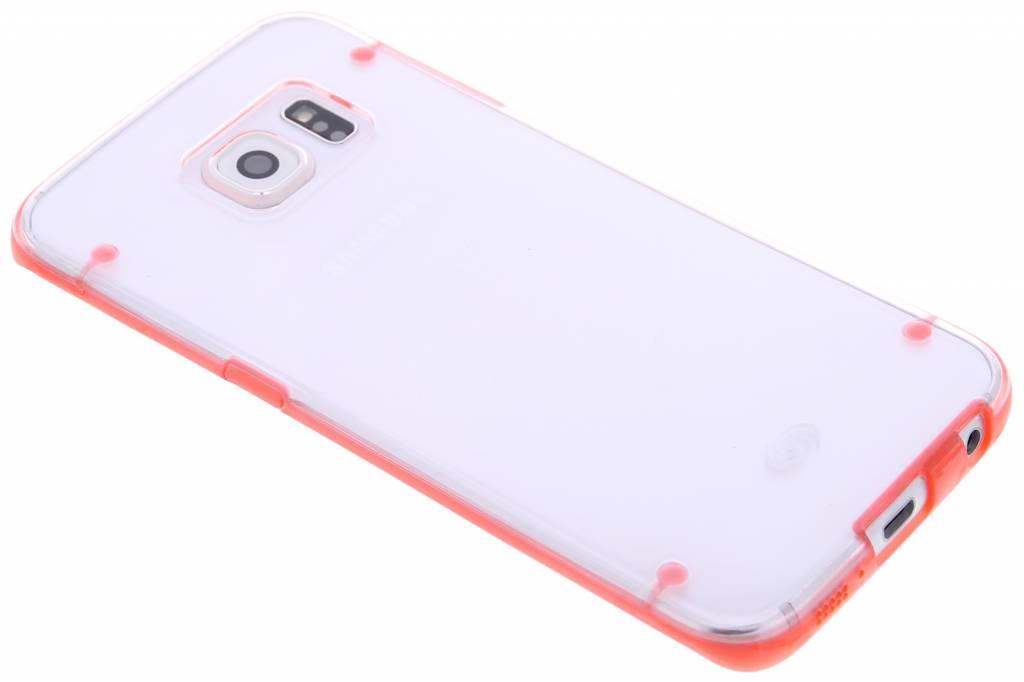 Fonex Mellow Hard Case voor de Samsung Galaxy S6 Edge - Red