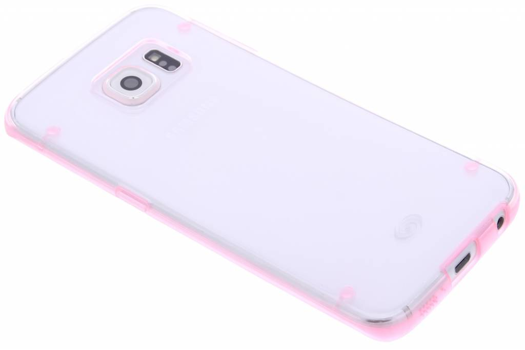 Fonex Mellow Hard Case voor de Samsung Galaxy S6 Edge - Pink