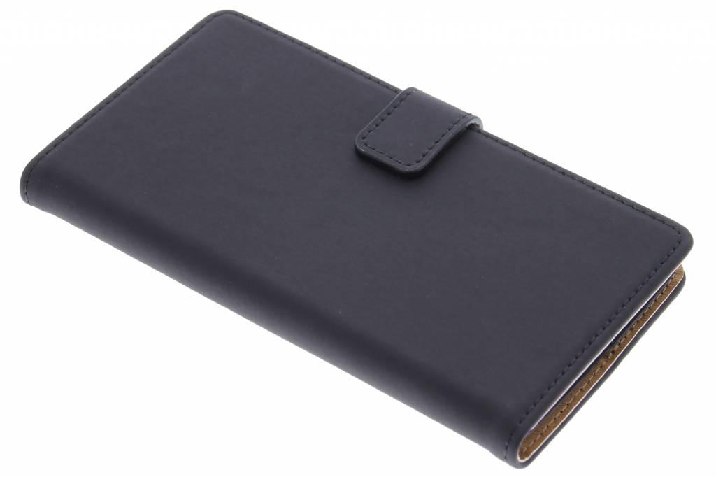 Selencia Luxe Book Case voor de OnePlus 2 - Zwart