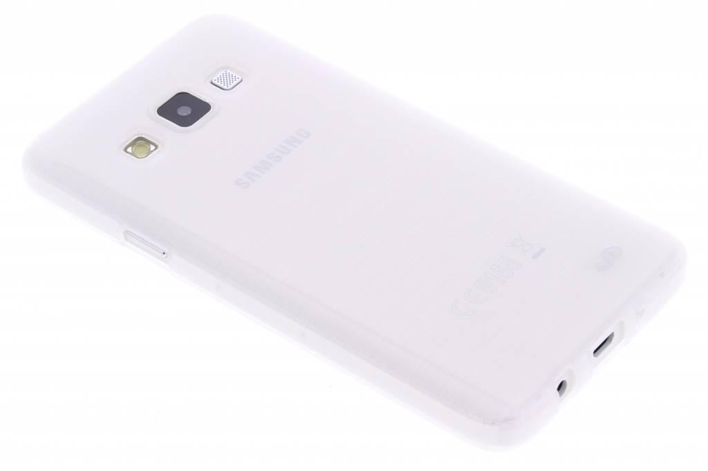 Fonex Perla TPU Case voor de Samsung Galaxy A3 - White